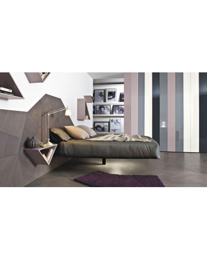 Fluttua R - bed design Daniele Lago.