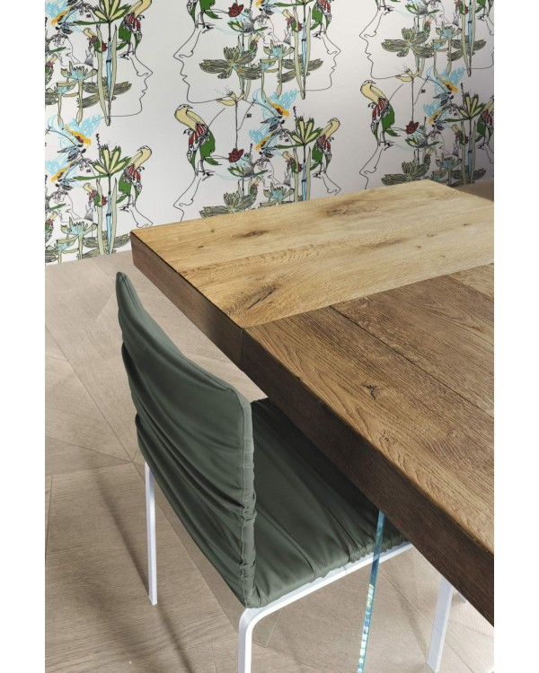 ... Air Wildwood - Table with wooden top ...
