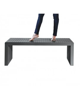 Softbench - bench with soft seat