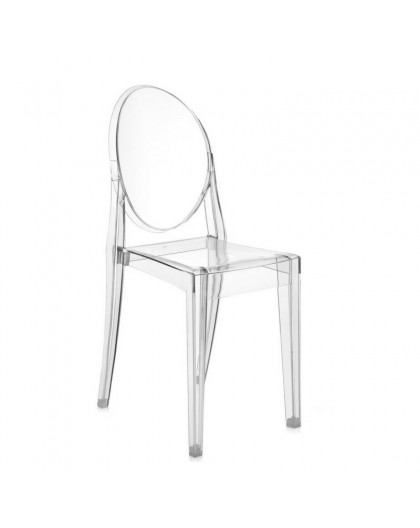 victoria-ghost-sedia-in-policarbonato - Kartell - Philippe Starck