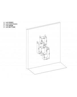 Lagolinea - Wall living composition