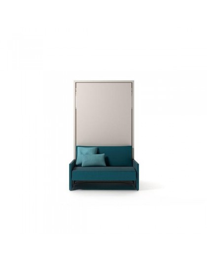 Divano Con Letto Singolo.Altea 90 Vertical Foldaway Single Bed With Sofa Mav Arreda